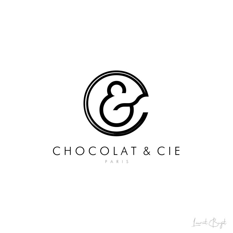 logo rond luxe chocolatier