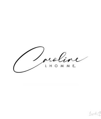 logo luxe écriture